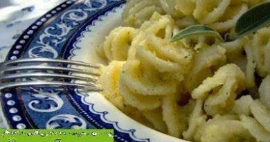 recchiette pasta