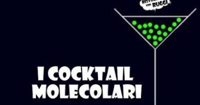 barmolecolare molecolarmixology ristorazioneconruggi sferificazione cocktail logo