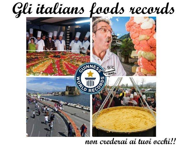 foodrecorditalianiitalianfoodworldrecord ristorazioneconruggi