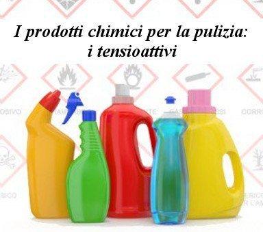 prodotti chimici in cucina tensioattivi quali sono haccp ristorazione con ruggi