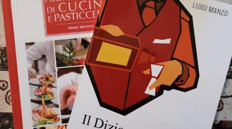libro Luigi manzo gastronomia cucina alberghiero libri sandit laboratorio professionale di cucina e pasticceria primo biennio ristorazione con ruggi 6