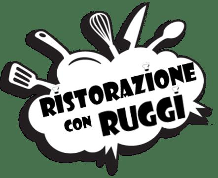 logo Ristorazione con Ruggi