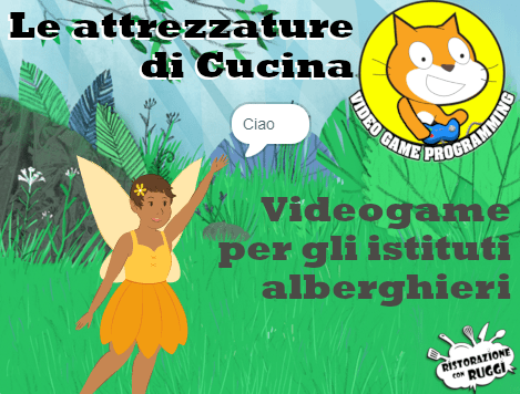 video game enogastronomia in classe scratch alunni bes inclusione pc didattica learning object mit edu ruggi